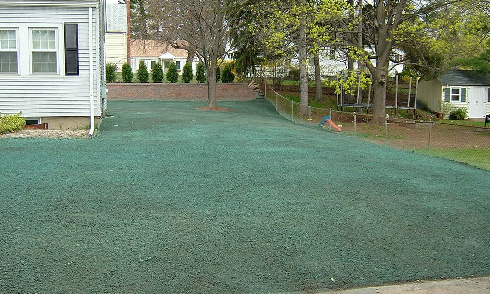 Hydroseeding Lawns