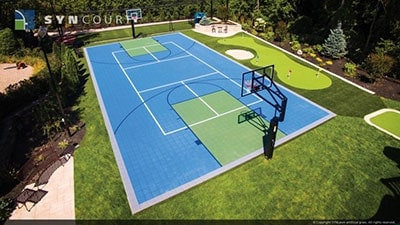 Artificial Sport Court Surfaces