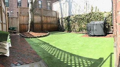 Synthetic Artificial Grass Lawns